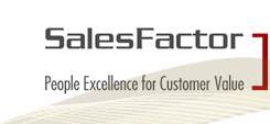 SalesFactor People Exellence for Customer Value